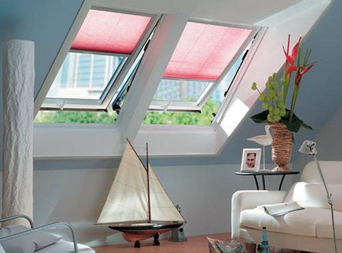 Нестандартные окна как сделать 115