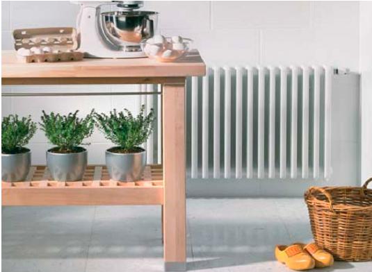 Трубчатые радиаторы Delta Laserline - элегантная форма тепла