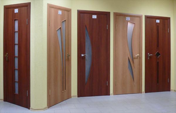 Двери из ДСП, ДВП