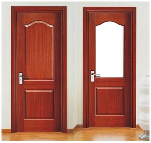 межкомнатные деревянные двери из цельного массива