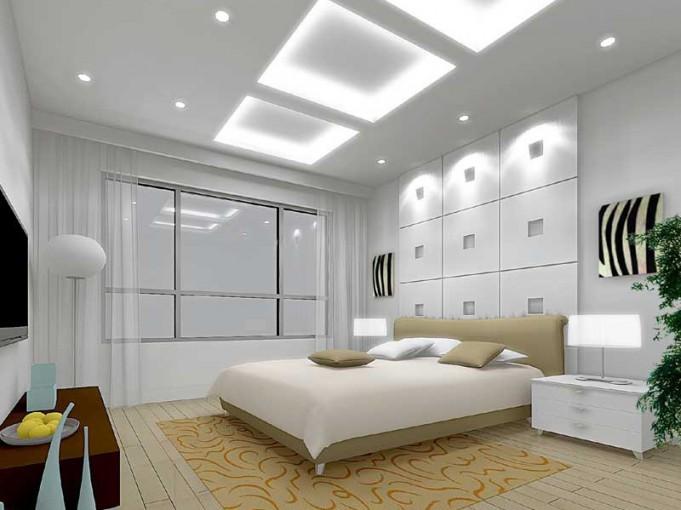 Дизайн потолка квартир 2017-2018