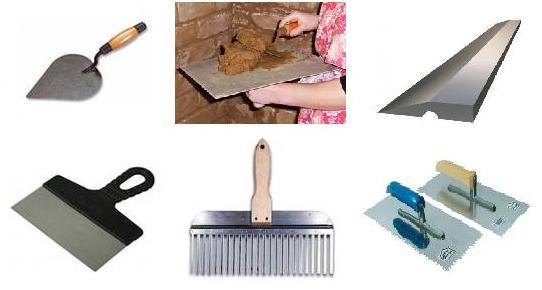 Инструменты необходимые для выравнивания потолка