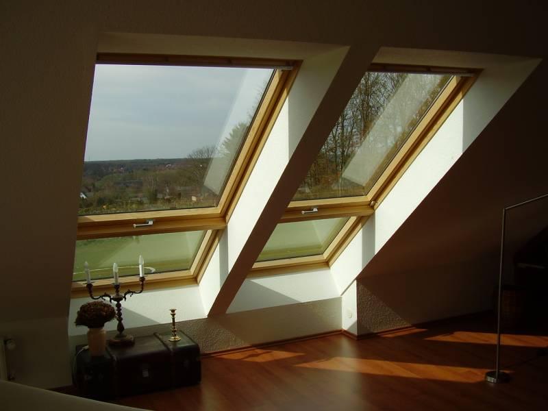 Окна для вашей мансарды