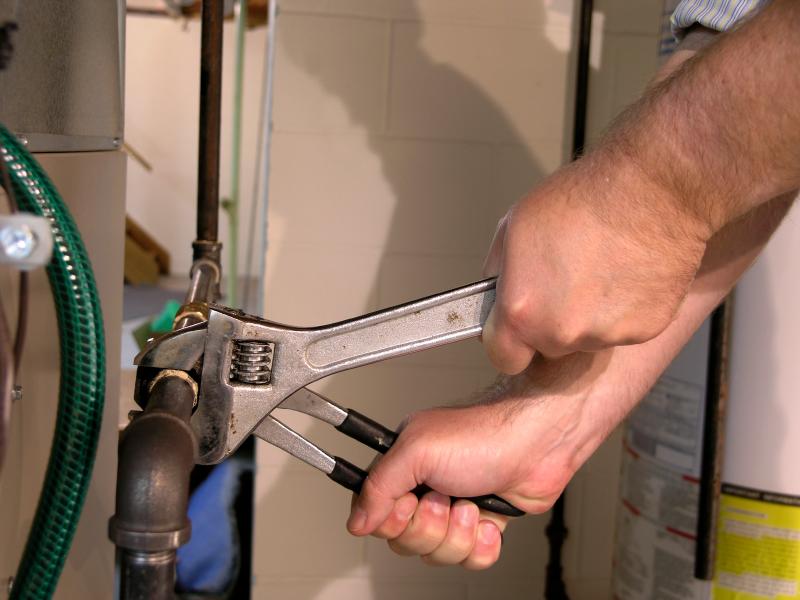 Ремонт или замена водопровода