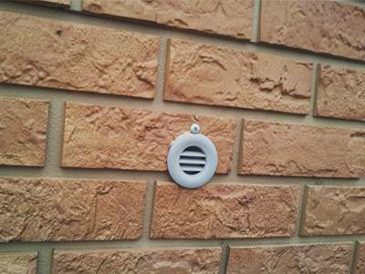 Вентиляционный клапан