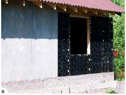 строительство дома из монолитного пенобетона фото