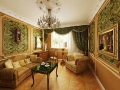 Фото интерьеров в стиле барокко