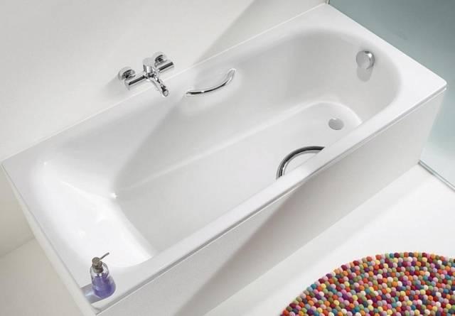 Стальная ванна Kaldewei Cayono Star