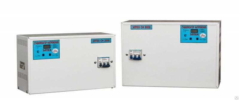 Тиристорные (симисторные) стабилизаторы напряжения SUNTEK