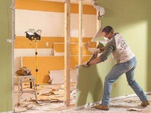 Особенности проведения демонтажных работ