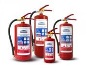 Огнетушители - первичные средства тушения пожара