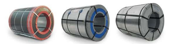 Рулонная сталь с полимерным покрытием в строительстве