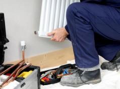 Стоимость замены батарей в квартире