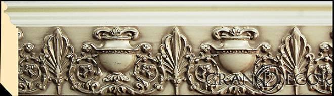 Оригинальный деревянный плинтус от компании «GRANDECOR»