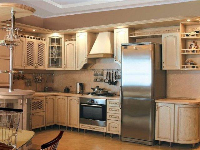 Виды и особенности кухонь в классическом стиле