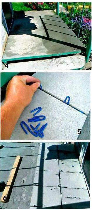 Как отремонтировать крыльцо на даче