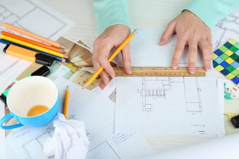 профессиональный дизайнер интерьера