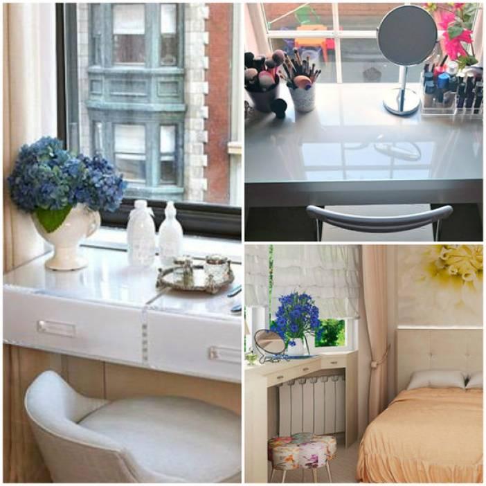 Хранитель женских тайн: туалетный столик в интерьере