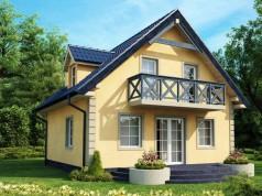 Можно ли построить загородный дом за два месяца