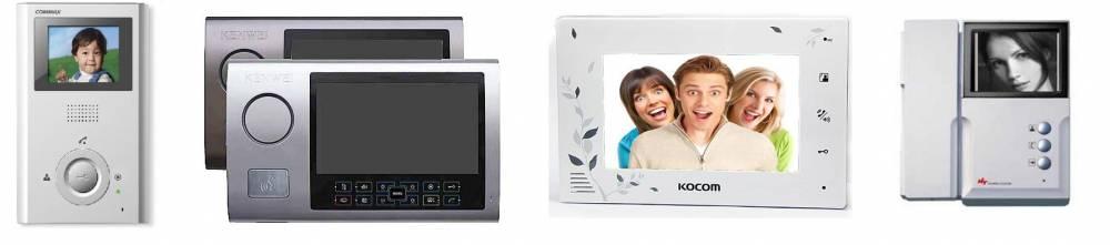 выбор видеодомофона для квартиры
