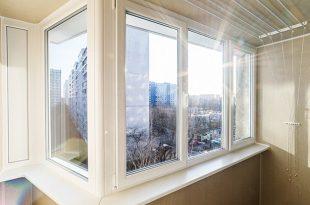 Какие окна выбрать для остекления балкона