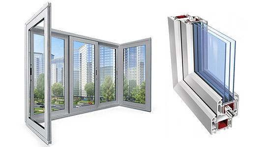 Какие окна лучше всего подойдут для балкона