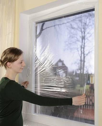 Утепление на зиму деревянных и пластиковых окон
