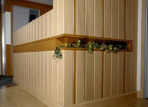 Отделка вагонкой МДФ стен и других поверхностей в доме