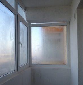 Потеют окна на балконе - всё о балконе.