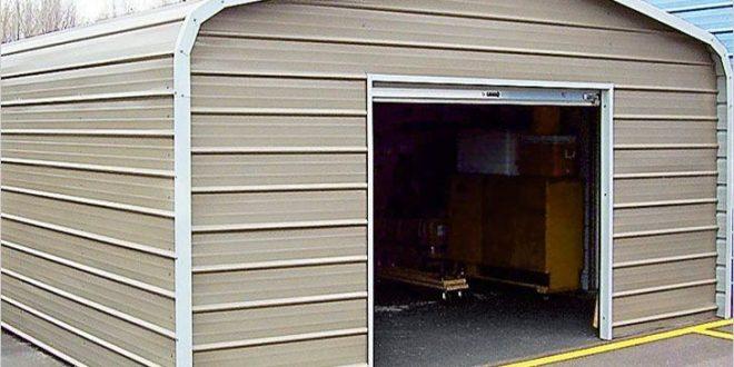 Строительство гаража из дешевых стеновых материалов