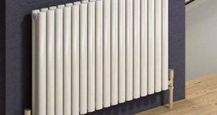 foto8 Vakuumnyiy radiator v interere zagorodnogo doma