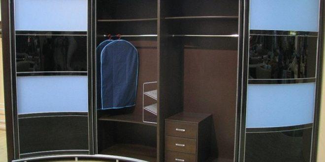 Радиусные шкафы купе от производителя