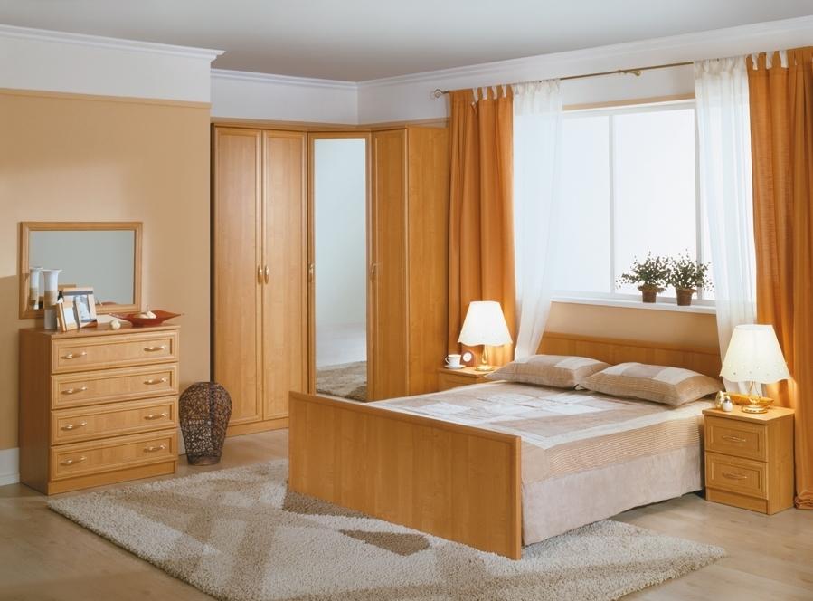 Подбираем мебель для спальни