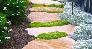Дорожки в саду для ходьбы