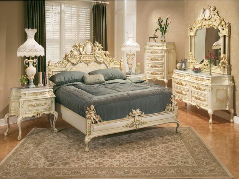 Покупаем мебель в викторианском стиле