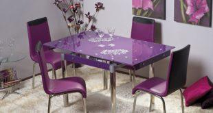Полезное качество стеклянных столов