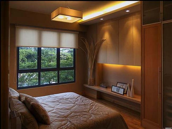 Маленькие спальни