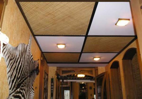 Идеальные варианты оформления потолка