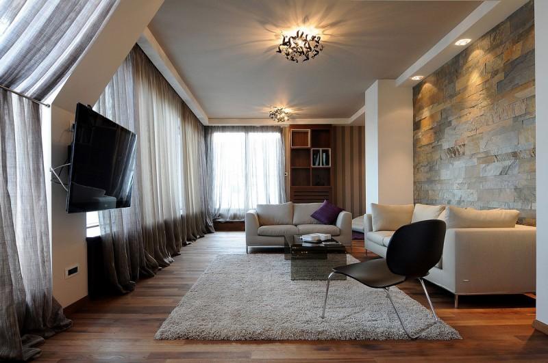 Уникальный дизайн квартиры