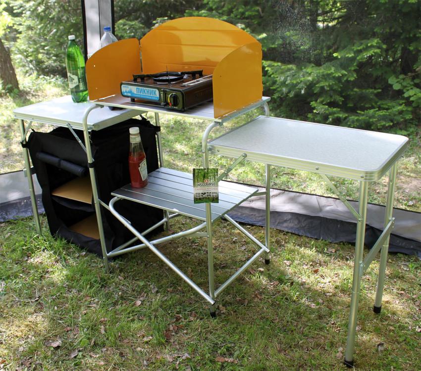 Кемпинговая и туристическая мебель