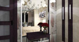 Зеркало в интерьере квартиры
