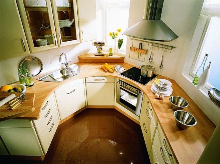 Способы расширения кухни