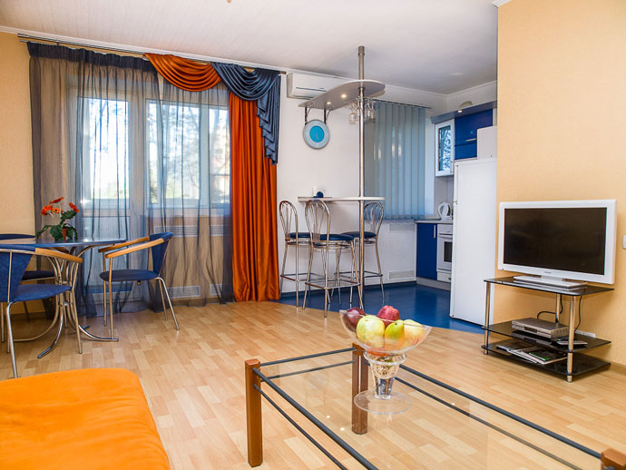 Евроремонт в однокомнатной квартире