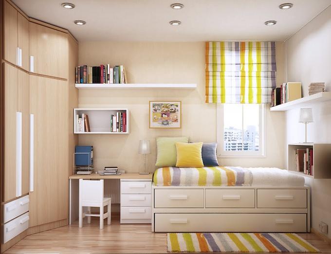 Преобразование детской комнаты