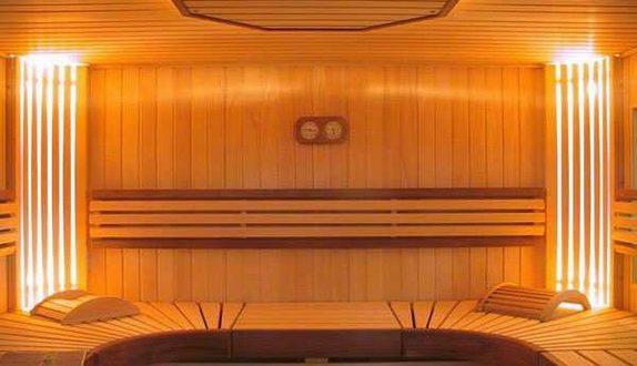 Строительство сауны под ключ в Подмосковье