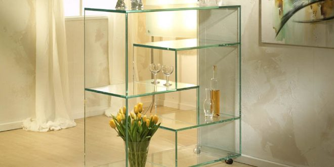 Мебель из стекла в интерьере