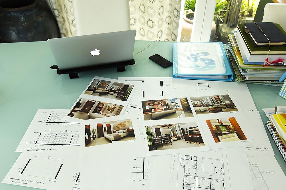 Как самостоятельно создать дизайн-проект?