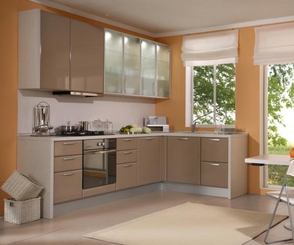 Выбор цвета для интерьера кухни