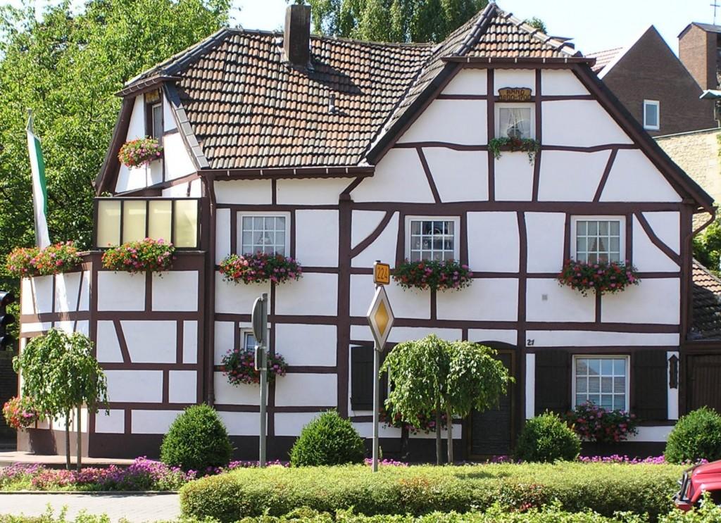 Дом в немецком стиле - какой он?