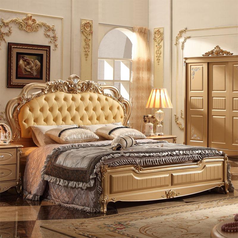 Классический набор спального гарнитура